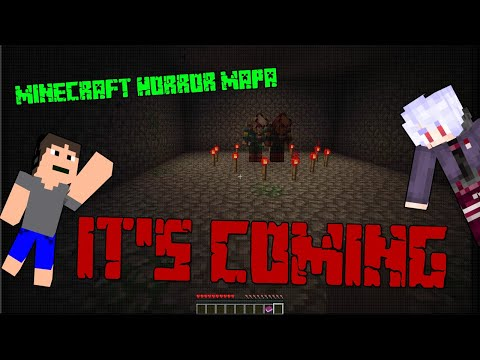 It's Coming Minecraft Horror Mapa CZ