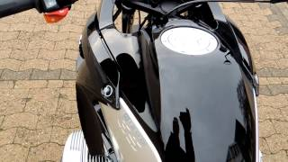 preview picture of video 'BMW R 1200 GS volle Hütte'