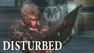 Disturbed - Who Taught You How To Hate | Metal Gear Rising: Revengeance