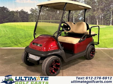 2016 Club Car Precedent in Rogers, Minnesota - Video 1