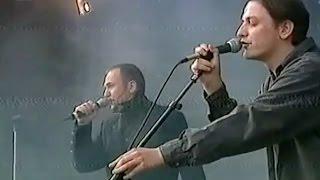 1998 Rock im Park - Joachim Witt und Peter Heppner 'Die Flut' live