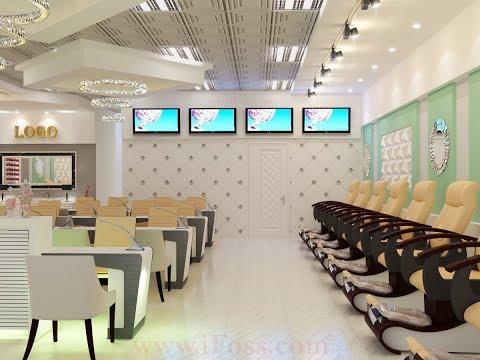 mp4 Interior Design Nail Salon, download Interior Design Nail Salon video klip Interior Design Nail Salon
