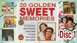 20 Golden Sweet Memories disc.1 original audio