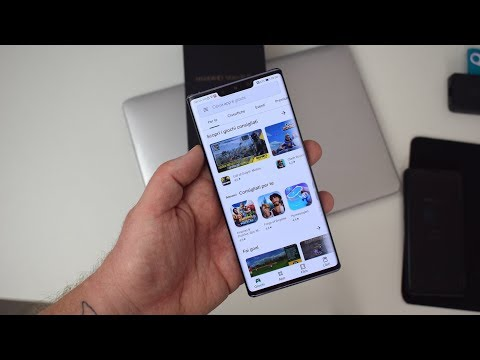 Huawei Mate 30 Pro, metodi per installare applicazioni e Play Store