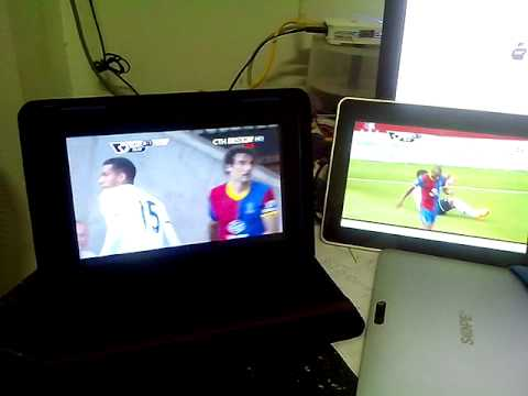 Scopad : SP0728 with AIS Mobile BPL (Live on 720p)
