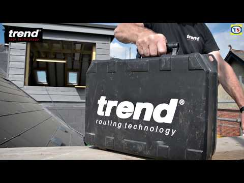 """Trend T10 1/2"""" Variable Speed Router"""