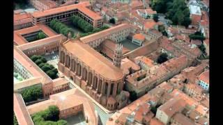 preview picture of video 'Toulouse, la vie en rose (HD)'