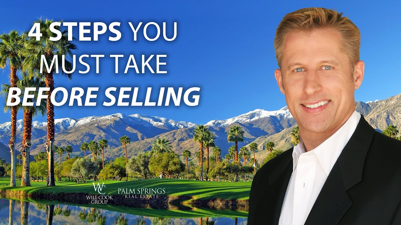 4 Steps You Must Take Before Selling