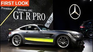 Mercedes AMG GT R Pro - FIRST LOOK