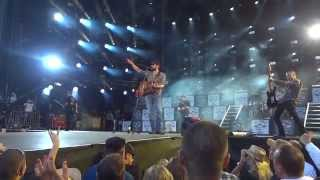 Eric Church - Drink In My Hand - Live at Century Link Field - 6/1/2013
