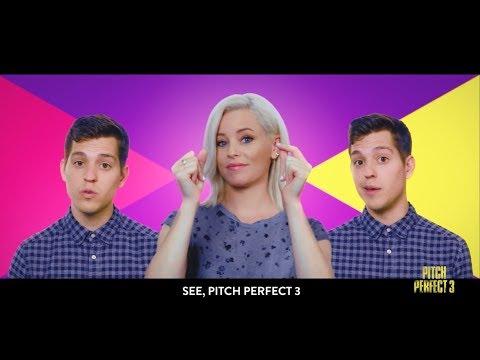 Landon Stahmer - Singing to Elizabeth Banks - Go Pitch Yourself Winner #5