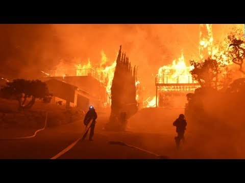 Thomas fire conspiracies, misinformation, misdirection