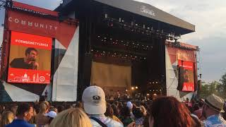 The Vaccines   All My Friends Are Falling In Love (Brand New Song)   010718   Community Festival