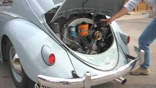 Porsche Powered 1956 VW