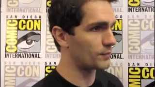 Comic-Con 2012 : Interview Sam Witwer