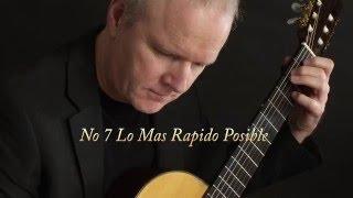 20 Études Simples (Estudios Sencillos)  Leo Brouwer. Brian Farrell Guitar