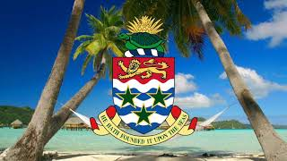 """Anthem of Cayman Islands"""" oh beloved Cayman Isle""""volcal"""