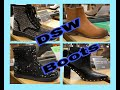 Booties and Boots @ DSW - Designer Shoe Warehouse:  Shop with me!!!