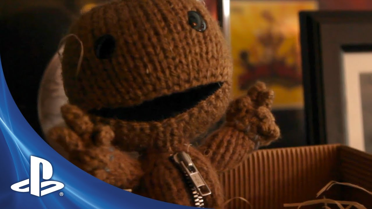 LittleBigPlanet para PS Vita, un vistazo detrás de la cortina.