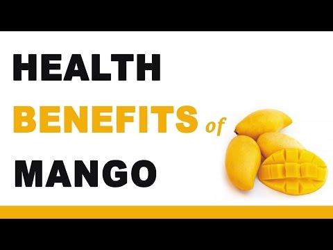 Video Health Benefits of Mango Fruit
