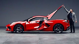 2020 Chevrolet Corvette C8 Walkaround – Features And Technical Details