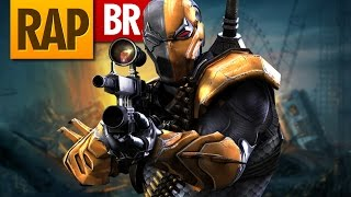 Rap do Exterminador (Deathstroke) | Tauz RapTributo 43