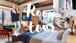 ROOM TOUR ♥ ЛУЧШИЙ ОТЕЛЬ В НЬЮ-ЙОРКЕ ♥ 1 HOTEL CENTRAL PARK