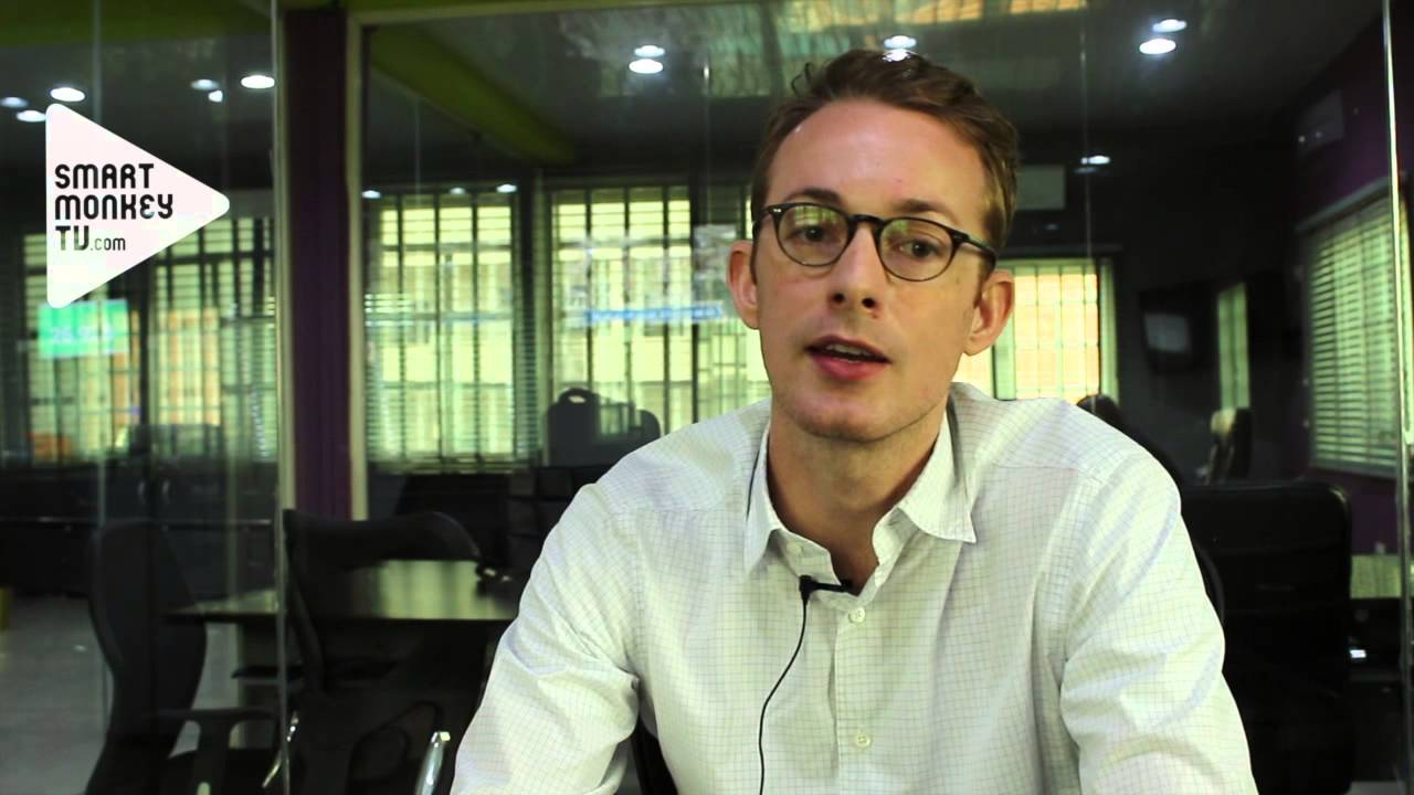 Bastian Gotter of Lagos incubator Spark on providing services for Africans coming online