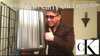 Calvin Klein Carry On Luggage Review
