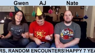 Happy Birthday Random Encounters!