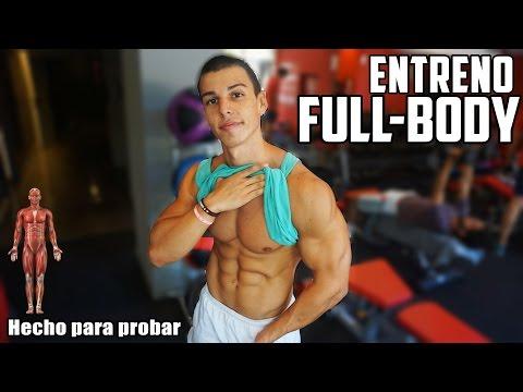 Adelgazar y reforzar los músculos en el gimnasio