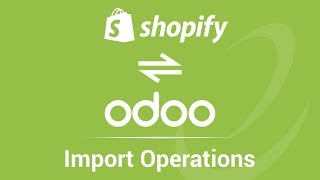 Shopify Odoo Connector
