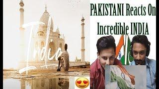 Pakistani Reaction On Incredible India - AA Reactions
