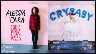 Seventeen Wheels - Alessia Cara & Melanie Martinez (Mashup)
