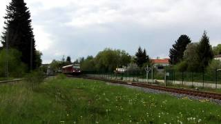 preview picture of video 'Altomünster Abfahrt S-Bahn nach Dachau'