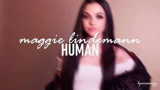 Maggie Lindemann   Human (Lyrics)