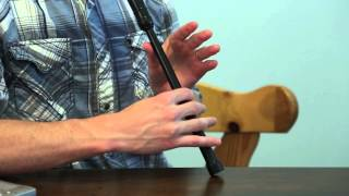 Bagpipe Master: How to play The Highland Cathedral on the chanter: Learn to play the bagpipes.