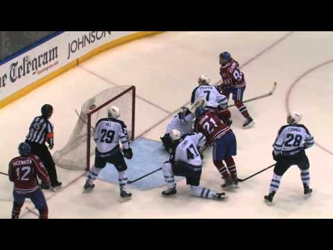 Highlights: IceCaps 3 Bulldogs 1 (Apr. 8, 2014)