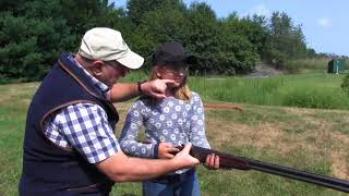 A Shotgun coaching lesson with Keith Coyle