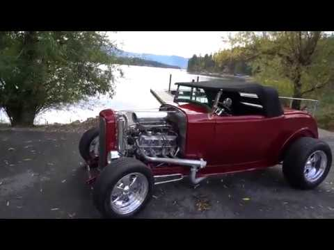 Video of Classic 1932 Roadster located in Coeur d'Alene Idaho - $69,900.00 Offered by a Private Seller - MWBS