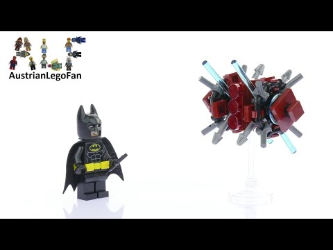 Vidéo LEGO The Batman Movie 30522 : Batman dans la zone fantôme (Polybag)