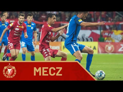 Zapis całego meczu Widzew Łódź - Stomil Olsztyn
