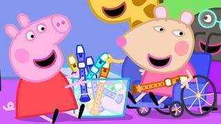 Peppa Pig Full Episodes | Season 8 | Compilation 54 | Kids Video