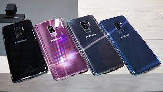 Meet the Samsung Galaxy S9+!