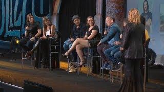 Blizzcon 2018 Overwatch Voice Actors
