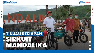 Sandiaga Uno: Kita Sambut MotoGP di Mandalika Oktober 2021