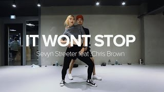 It Won't Stop - Sevyn Streeter ft.Chris Brown / Jiyoung Youn Choreography