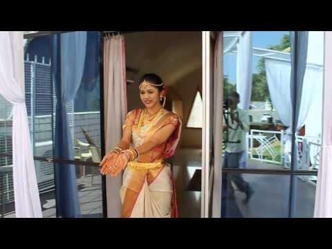 Sreekanth weds  Priyadarshini