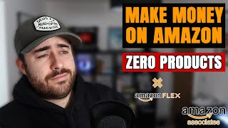 How to Make Money on Amazon Without Selling Products
