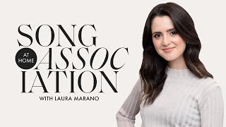 Laura Marano Sings Boombox, Beyoncé, & Britney In A #StayHome Edition Of Song Association   ELLE